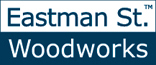 Eastman St. Woodworks logo