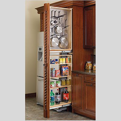Eastman St. Woodworks tall organizer