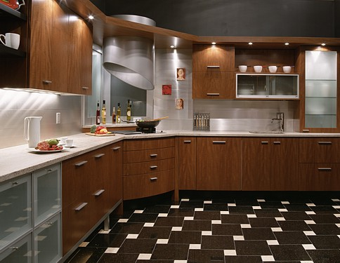 New Gotham Kitchen Designed By The Kitchen Views Design Team.