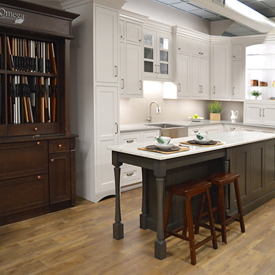 Renner kitchen vignette kitchen views showroom newton ma for Lawton architectural products