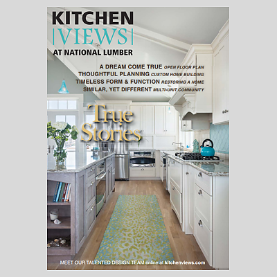 Kitchen Views Brochure Cover