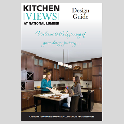 Kitchen Views Design Guide cover