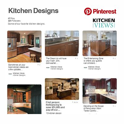 Kitchen Views Pinterest Kitchen Design