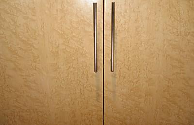 Birdseye Maple Kitchen Cabinets - Kitchen Design Ideas