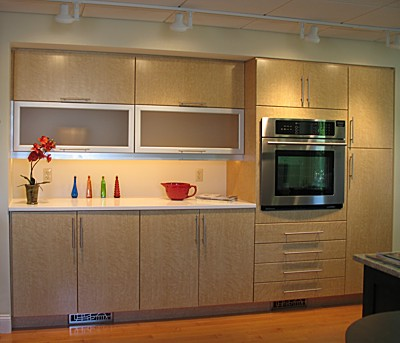 Charmant Kitchen Vignette At Kitchen Views Showroom In Berlin, MA