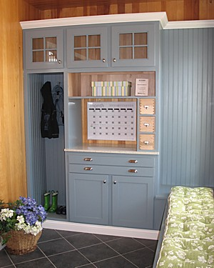 Awesome Mudroom Cabinets