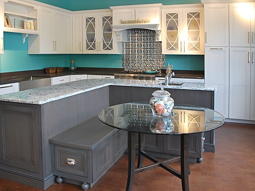 The Loring Kitchen Omega Dynasty Kitchen Cabinets