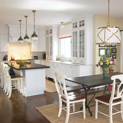Kitchen in Mansfield, MA designed by Amy Mood