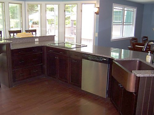 North Dighton, MA kitchen designed by Amy Mood
