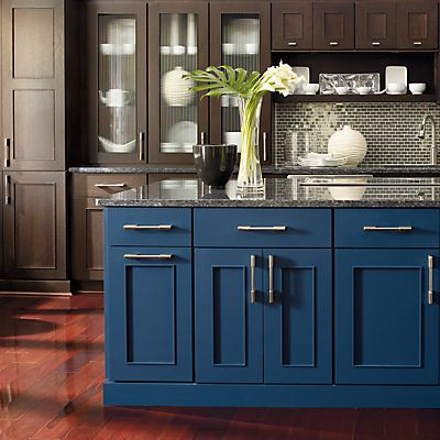 Omega contemporary cabinetry