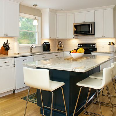 Kitchen in South Kingstown, RI designed by Mary Jane Robillard