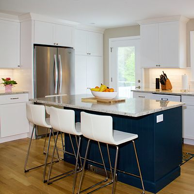 Kitchen view2 in South Kingstown, RI designed by Mary Jane Robillard