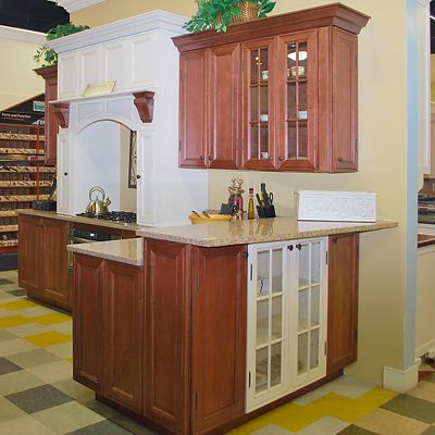 Kitchen Views New Bedford showroom