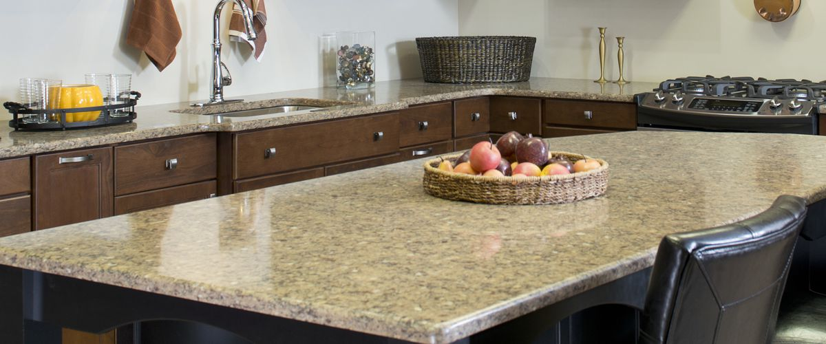 Silestone Quartz Countertops. Silestone Kimber In Morgan Kitchen Vignette  In Mansfield, MA