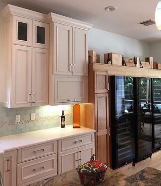 Delray, Florida Kitchen Designed Brandy Souza At Kitchen Views