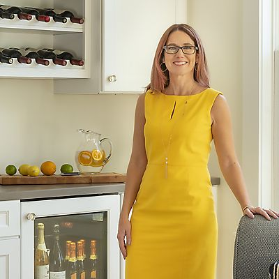 Brandy Souza, VP of Kitchen Views