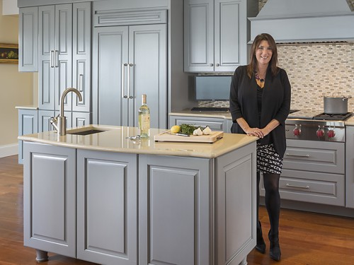 Bristol Ri Kitchen Designed By Lisa Zompa Kitchen Views