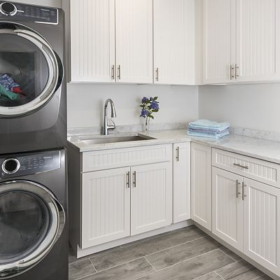Laundry Room, designed by Lisa Zompa
