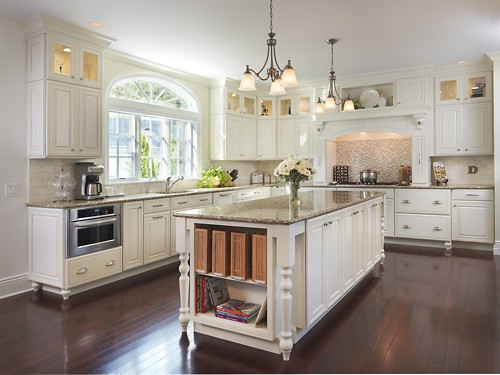 Pawtucket, Rhode Island kitchen designed by Lisa Zompa