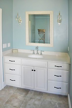 Rhode Island Bathroom Vanity